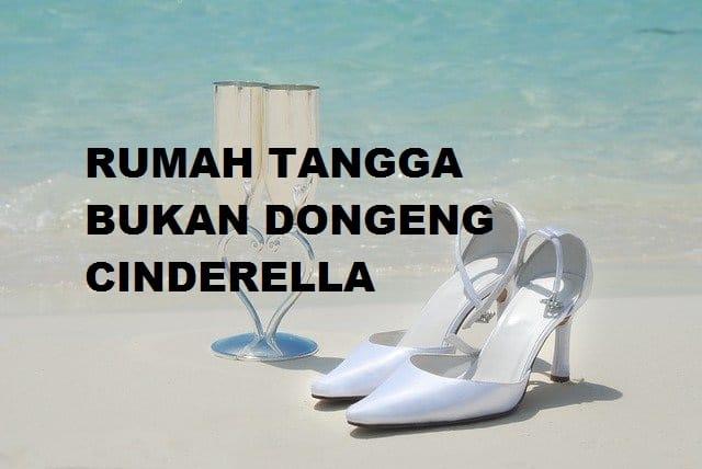 Rumah Tangga Bukan Dongeng Cinderella