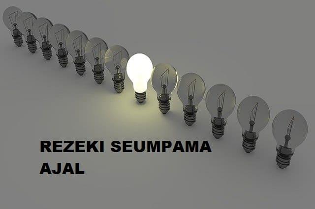 Rezeki Seumpama Ajal
