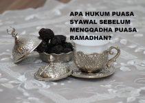 Apa Hukum Puasa Syawal Sebelum Mengqadha Puasa Ramadhan?