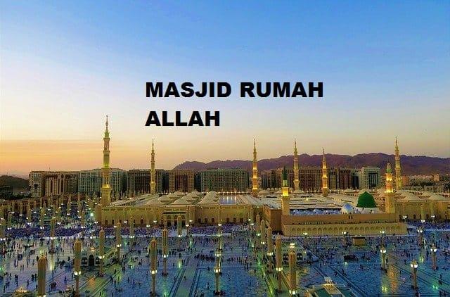 Masjid Rumah Allah