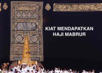 Kiat Meraih Haji Mabrur